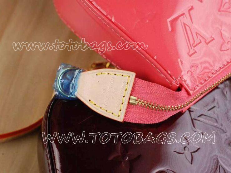 ヴィトン・ヴェルニミニショルダーバッグ M91574 ポシェット・アクセソワールルイヴィトン人気バッグ