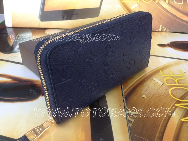 M60943 ルイヴィトン財布 ジッピーウォレット財布 ルイヴィトンモノグラムランドファスナー財布