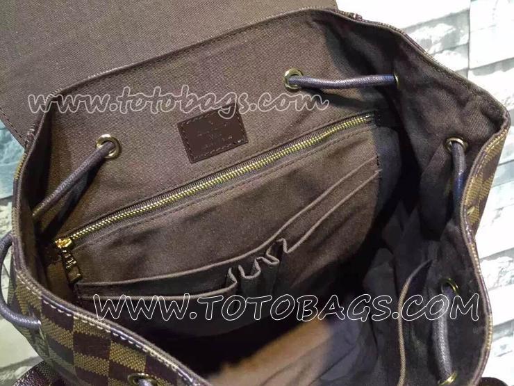 Louis Vuittonバックパック・リュック ダミエキャンバス N41379 クリストファーPM