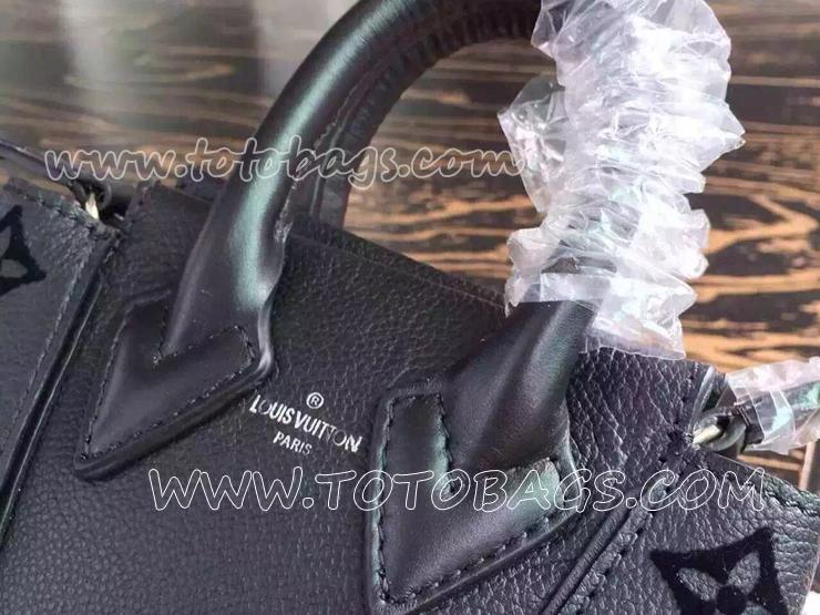 M61257 ルイヴィトンコピーナノ・W  モノグラム・ヴェルールバッグ LVバッグ・カバン
