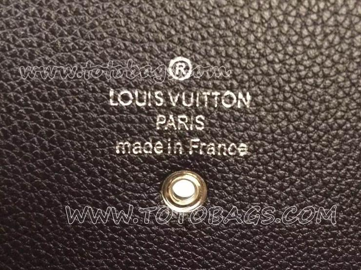 M61248 ルイヴィトン「ポルトフォイユ・カプシーヌ」THE NEW CAPUCINES WALLETミシェル・ウィリアムズが魅せる新作長財布