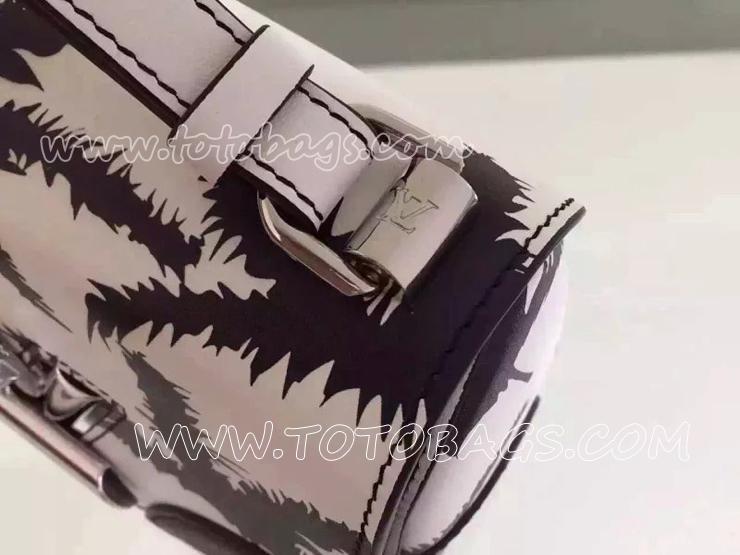 大人気のルイヴィトンバッグのコピー品 M50829 LOUIS VUITTONツイストMMハンドバッグ  ルイヴィトン2015秋冬ショーブリーフケース