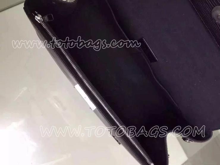 M41312ルイ・ヴィトンクリュニーBBショルダーバッグ エピ Noir ノワール  ルイヴィトンバッグ人気ランキング