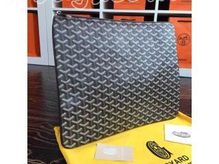 ゴヤールのバッグの中でも人気の高いバッグ クラッチバッグ GG004ダックグレー