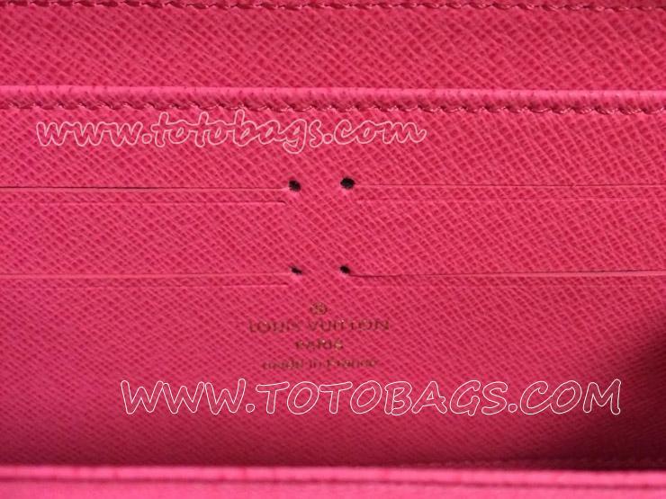 M61360 ルイヴィトン財布ジッピー・ウォレット ファスナー開閉式財布 モノグラム長財布 ルイヴィトン人気ランキング