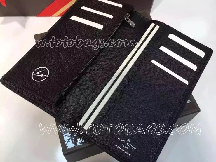 M61697 ルイヴィトンポルトフォイユ・ブラザ財布 売れ筋人気ランキング財布モノグラム・エクリプス キャンバス