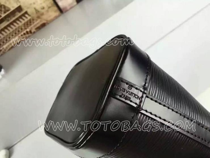 ルイヴィトンナノ・ノエバッグ M42502 売れ筋のヴィトン新作エピ斜めがけショルダーバッグ