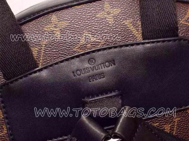 M41530ジョッシュ リュックサックスーパーコピールイヴィトン人気リュック モノグラム・マカサーリュックパック 高品質LV メンズ バック