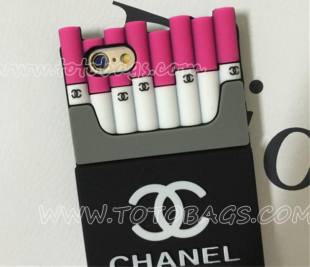 シャネルiphone6Plus携帯ケース chanelタバコケースiPhone6/6S/6plusケース