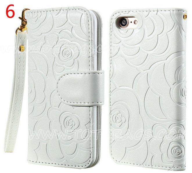 新型アップルの携帯電話殻 iPhone7 ツバキエンボスケース iPhone7plusケース