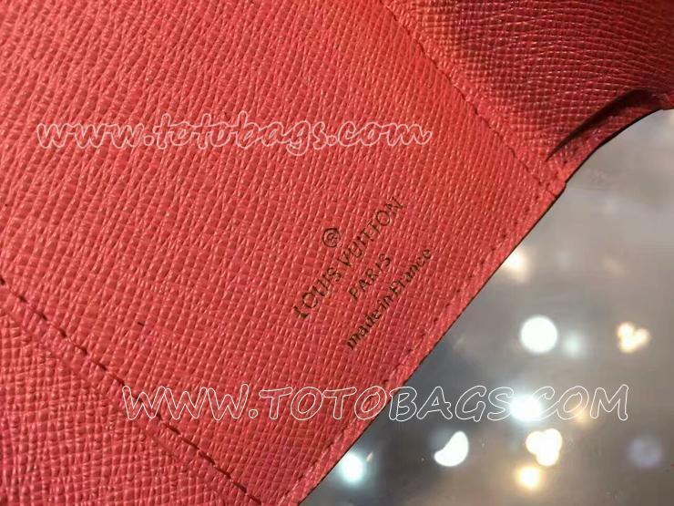 M61707 財布ルイヴィトンポルトフォイユ・ヴィクトリーヌ ルイヴィトン三つ折り財布コピー