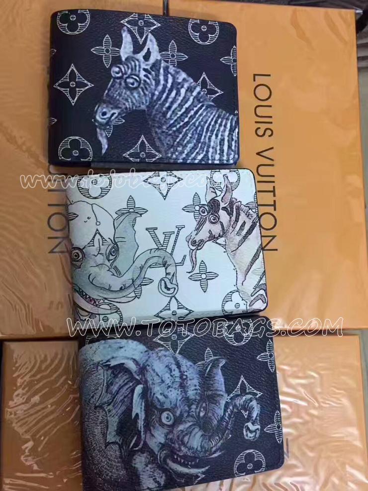M66467 ルイヴィトン売れ筋の新作 財布 ルイヴィトン モノグラム ポルトフォイユ・マルコNM二つ折財布 送料無料