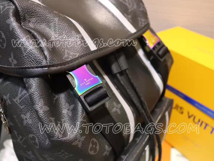 ザック・バックパックルイヴィトンコピー M43409 デザイナー 藤原ヒロシ氏リュック 大人気バッグの新作