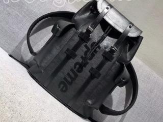 M53413 ルイヴィトンSUPREME シュプリームクリストファー バックパック エピ クリストファー バックパック リュック バッグ
