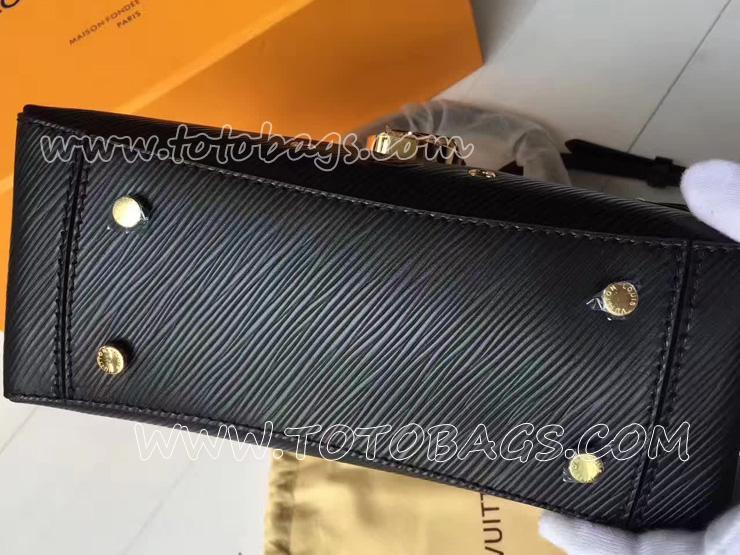 ルイヴィトン エピ バッグ スーパーコピー 「LOUIS VUITTON」 ワンハンドルフラップバッグ MM モノグラム ショルダーバッグ ゴールド金具 M43125B