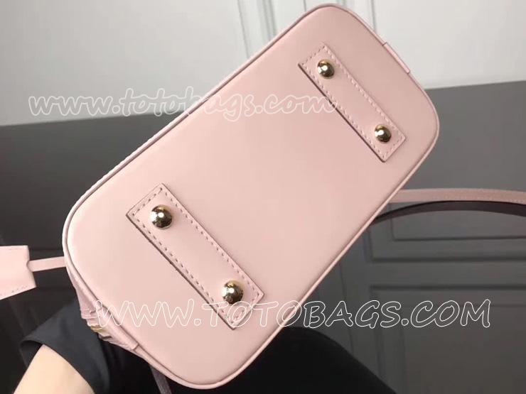 M54986 LOUIS VUITTON ルイヴィトン エピ バッグ コピー アルマ BB ハンドバッグ ショルダーバッグ・ポシェット ゴールド金具 3色選択可 ピンク