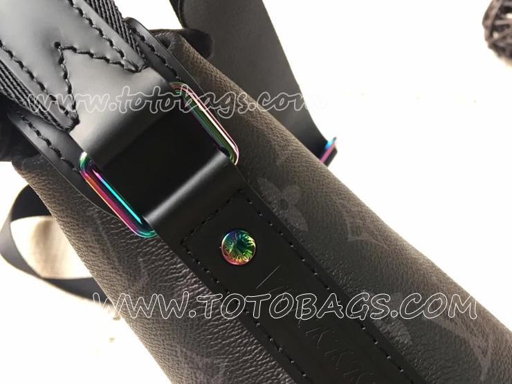 M43410 ルイヴィトン モノグラム・エクリプス バッグ コピー 「LOUIS VUITTON」 アポロ・メッセンジャーPM ヴィトン メンズ ビジネスバッグ・アタッシュケース