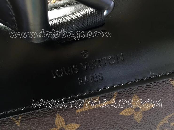 M43735 ルイヴィトン モノグラム バッグ コピー 「LOUIS VUITTON」 クリストファー PM ヴィトン メンズ バックパック・リュック