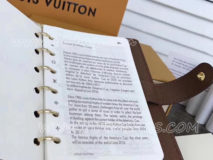 R20005 ルイヴィトン モノグラム 手帳 コピー 「LOUIS VUITTON」 アジェンダ PM ヴィトン レディース 手帳