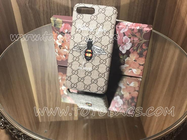 465786 K5U0N 8919 グッチ携帯ケース iPhone6/6plus 7/7plus スマホケース