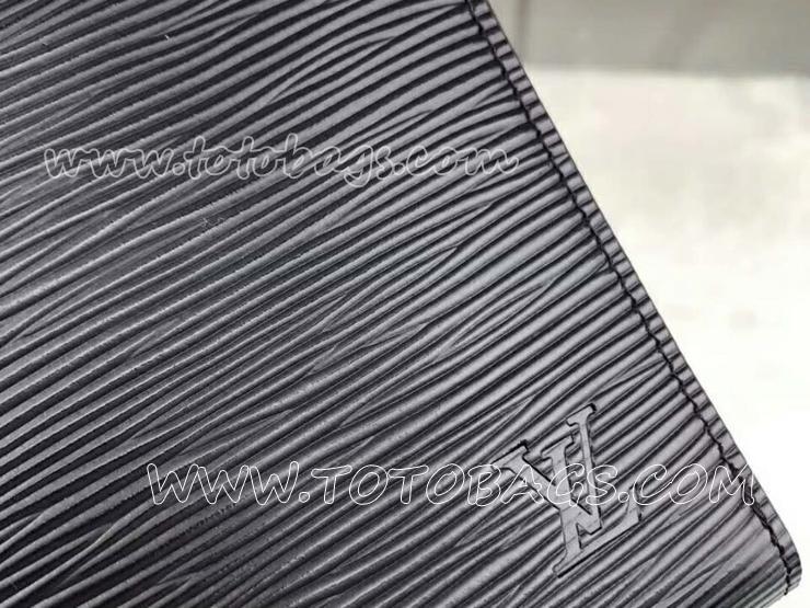M60632 ルイヴィトン エピ 長財布 スーパーコピー 「LOUIS VUITTON」 ジッピー・オーガナイザー ヴィトン メンズ ラウンドファスナー財布 2色 ノワール