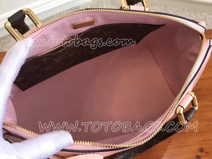 M54639 ルイヴィトン パテント バッグ コピー 「LOUIS VUITTON」 トート・ミロワール トートバッグ ヴィトン レディース ショルダーバッグ 3色可選択 ローズバレリーヌ