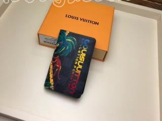 N63508 ルイヴィトン ダミエ・コバルト 財布 コピー 「LOUIS VUITTON」 オーガナイザー・ドゥ ポッシュ ヴィトン メンズ 二つ折り財布