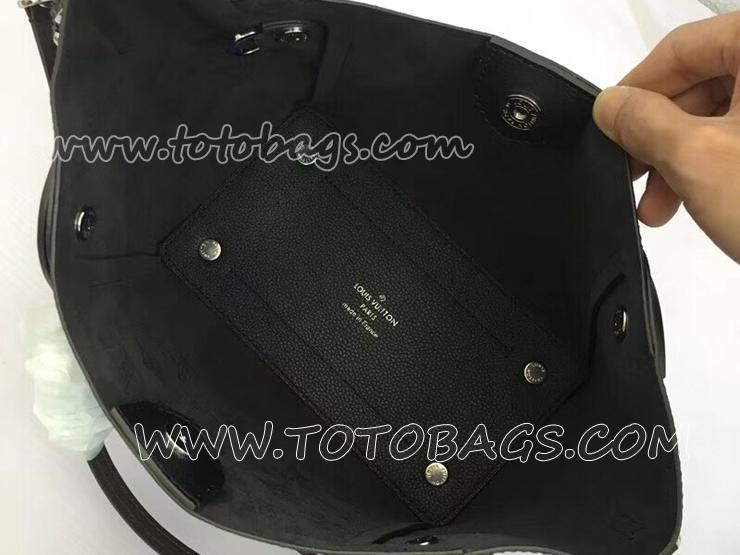 M54350 ルイヴィトン マヒナ バッグ コピー 「LOUIS VUITTON」 ヒナ PM トートバッグ ヴィトン レディース ショルダーバッグ 3色可選択 ノワール