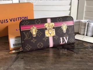 M62616 ルイヴィトン モノグラム 財布 コピー 「LOUIS VUITTON」 ジッピー・ウォレット ヴィトン レディース ラウンドファスナー長財布