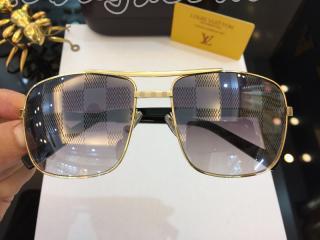 Z0216U ソコア・ダミエ ルイヴィトン サングラス コピー 【レディース・メンズ用】 2018年新品
