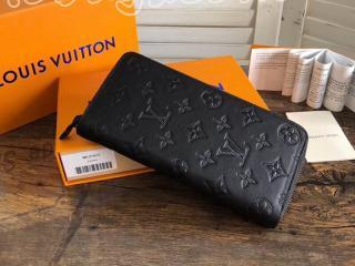 M62902 ルイヴィトン モノグラム・シャドウ 長財布 スーパーコピー 「LOUIS VUITTON」 ジッピーウォレット・ヴェルティカル ヴィトン メンズ ラウンドファスナー財布