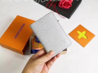 M62906 ルイヴィトン エピ 財布 コピー 「LOUIS VUITTON」 オーガナイザー・ドゥ ポッシュ ヴィトン ダミエ・グラフィット メンズ 二つ折り財布