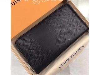 M60632 ルイヴィトン エピ 長財布 スーパーコピー 「LOUIS VUITTON」 ジッピー・オーガナイザー ヴィトン メンズ ラウンドファスナー財布 2色選択可 ノワール