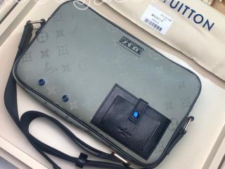 M44169 ルイヴィトン モノグラム バッグ コピー 「LOUIS VUITTON」 アルファ・メッセンジャー メンズ ショルダーバッグ