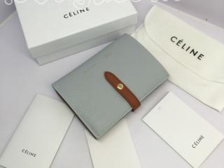 strap0183 セリーヌ ストラップ 財布 スーパーコピー CELINE Strap ミディアム ストラップウォレット 二つ折り財布 8色可選択