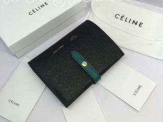 strap0186 セリーヌ ストラップ 財布 コピー CELINE Strap ミディアム ストラップウォレット 二つ折り財布 8色可選択