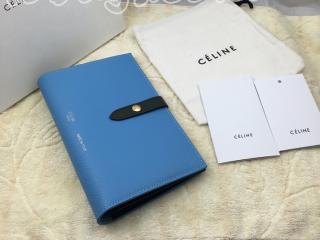 strap0195 セリーヌ ストラップ 財布 スーパーコピー CELINE Strap ストラップウォレット 二つ折り財布 12色可選択