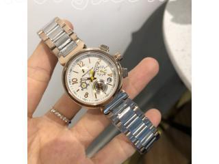 ルイヴィトン電池式時計 腕時計 タンブール レガッタ クロノグラフ