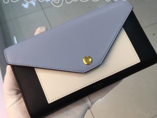 pocket0202-s セリーヌ 長財布 スーパーコピー CELINE Pocket Trifolded ポケット トライフォールデッド レディース 三つ折り財布 6色可選択
