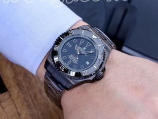 タグホイヤー メンズ 腕時計 アクアレーサー 300m防水 ブラック