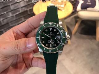 機械式 ロレックス 腕時計 40mm メンズ 時計 114060 ROLEX 自動巻き革ベルト 文字盤:ブラック(黒)