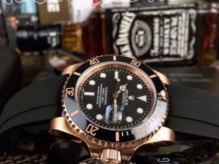 ROLEX(ロレックス)腕時計 メンズファッション 40mm 文字盤:ブラック(黒)