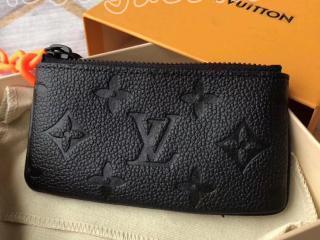 M67452 ルイヴィトン モノグラム 財布 スーパーコピー 「LOUIS VUITTON」 ポシェット・クレ メンズ ラウンドファスナー財布