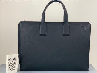 337.12.P57-100 ロエベ バッグ スーパーコピー LOEWE Goya Thin Briefcase ゴヤ THIN ブリーフケース メンズ ビジネスバッグ 3色可選択 ブラック
