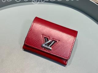 M68607 ルイヴィトン エピ 財布 コピー 「LOUIS VUITTON」 ポルトフォイユ・ツイスト コンパクト XS レディース 三つ折り財布 5色可選択