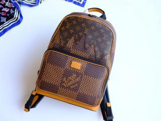 N40380 ルイヴィトン ダミエ・エベヌ バッグ コピー 「LOUIS VUITTON」 キャンパス・バックパック メンズバッグ