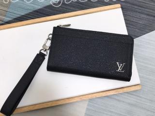 M69409 ルイヴィトン タイガ 長財布 スーパーコピー 「LOUIS VUITTON」 20新作 ジッピー・ドラゴンヌ メンズ ラウンドファスナー財布