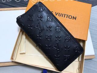 M80505 ルイヴィトン モノグラム・シール 長財布 コピー 「LOUIS VUITTON」 21新作 ジッピーウォレット・ヴェルティカル メンズ ラウンドファスナー財布